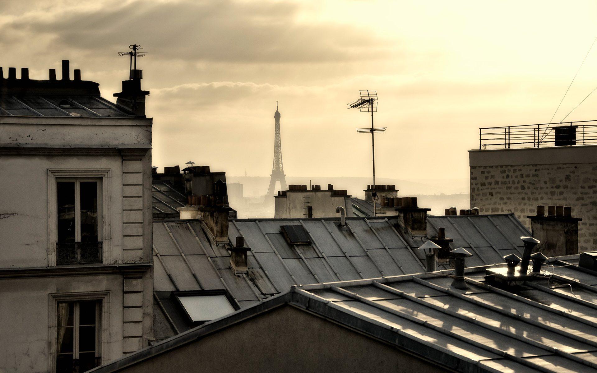 Toiture en zinc à Paris